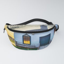 Let Your Faith Be Fanny Pack