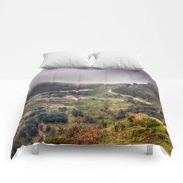 Peaks of Europe 2 Comforters