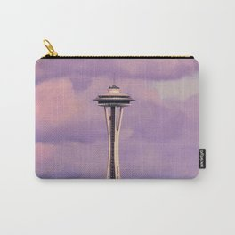 Seattle Space_Needle Carry-All Pouch