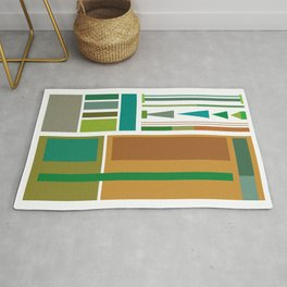 Thinking About Earth Day Rug