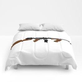 Tommy Gun Comforters