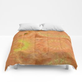 Lunular Balance Flowers  ID:16165-051446-23480 Comforters
