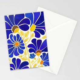 The Happiest Flowers Stationery Cards