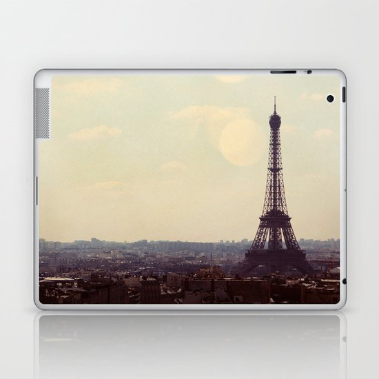 City of Light Laptop & iPad Skin