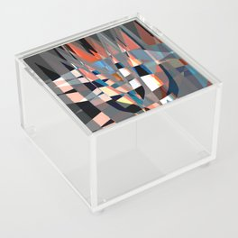 Tulips Fire II Acrylic Box