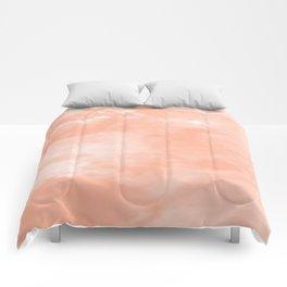 Peach Dreams Comforters