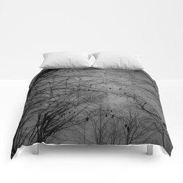 Tree of black Comforters