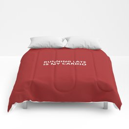 The Guilty Person II Comforters