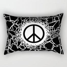 Peacebreaker Rectangular Pillow