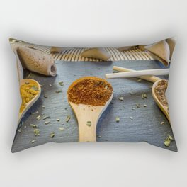 Chinese Tonight. Rectangular Pillow