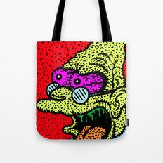 ABE GRIMMSON.  (THE GRIMMSONS). Tote Bag