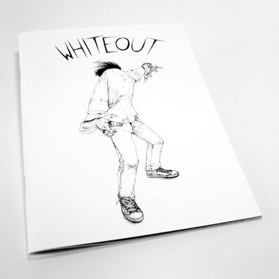 Whiteout zine Editions