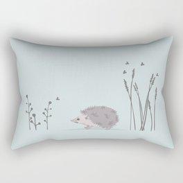 Hedgie Rectangular Pillow