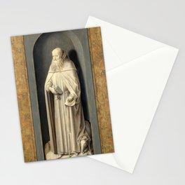 "Hans Memling ""St. John the Evangelist"" Stationery Cards"