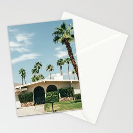Memory form California Stationery Cards