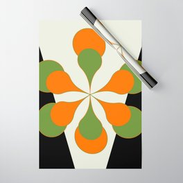 Mid-Century Art 1.4 Wrapping Paper