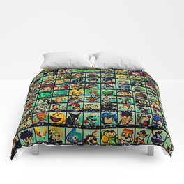 Who To Pick Game Time Comforters