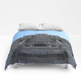 City Hall Wonder (Philadelphia) Comforters