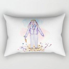 Tilda hare Rectangular Pillow