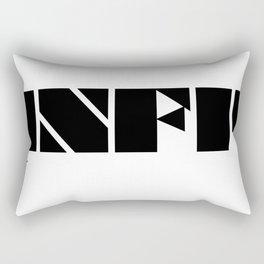 Type Type for INFP Rectangular Pillow