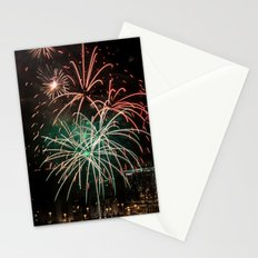 Firework collection 14 Stationery Cards