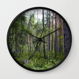 Home of the ancient ones Wall Clock