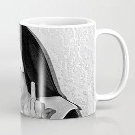 Midle Finger  Coffee Mug