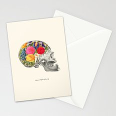 Politeness is the flower of humanity Stationery Cards