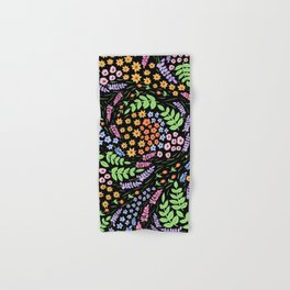 Wild Garden Hand & Bath Towel