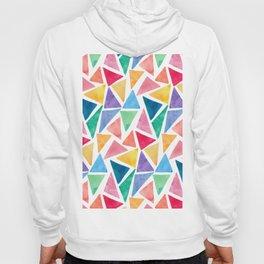 Watercolor Pattern Hoody