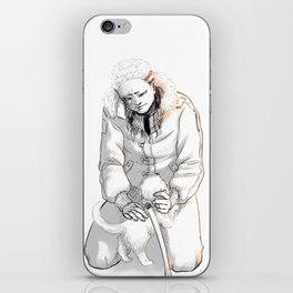 Second Chance iPhone Skin