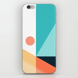 Geometric 1709 iPhone Skin
