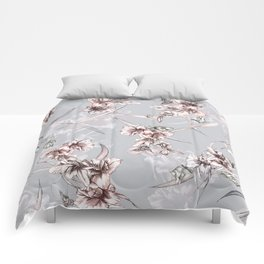 Crystalized Florals Comforters
