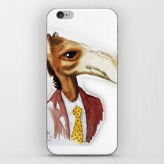 Mr. Camel iPhone & iPod Skin