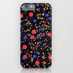 little flowers iPhone 6s Slim Case
