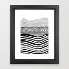 Pattern 22 Framed Art Print