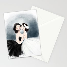 Odette and Odile Stationery Cards
