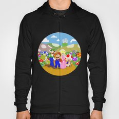 Mario & friends Hoody