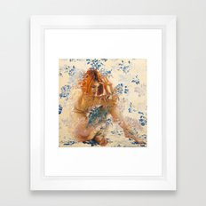 Marbree Framed Art Print