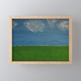 Klean Slate Framed Mini Art Print