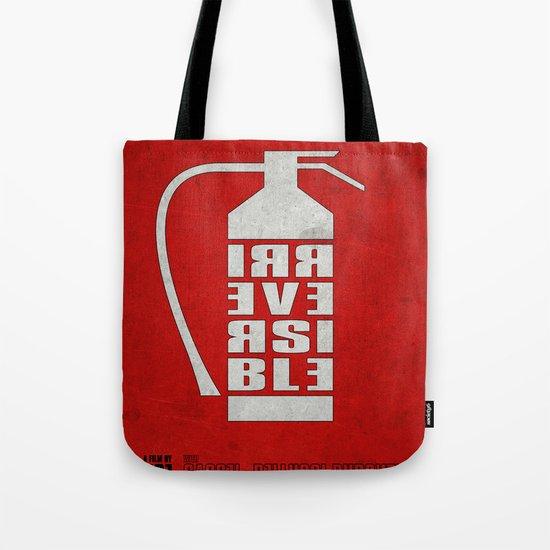 Irreversible Tote Bag