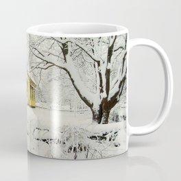 Winter in New England - Aquidneck Island Coffee Mug