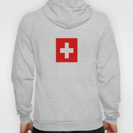 flag of Switzerland Hoody