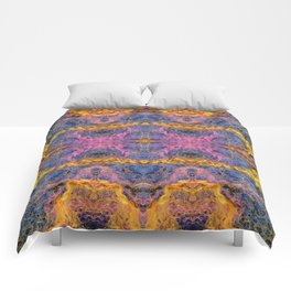 Pulsar Abstract Comforters