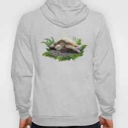 Hawaiian Honu - Sea Turtle Hoody
