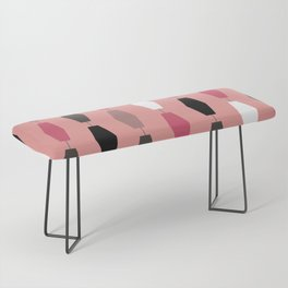 Colima - Pink Bench