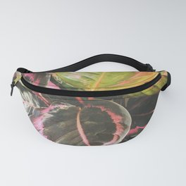 Leafy Fanny Pack