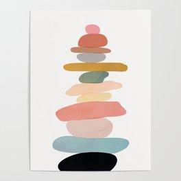 Balancing Stones 22 Poster