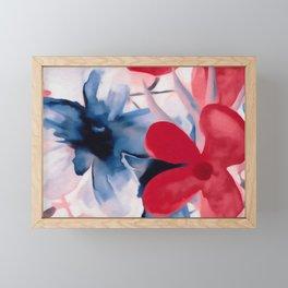 Berry Blooms Framed Mini Art Print