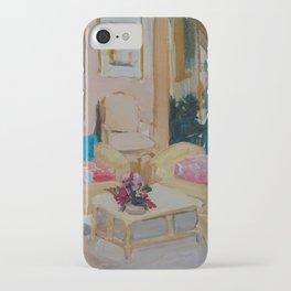 Golden Girls living room iPhone Case